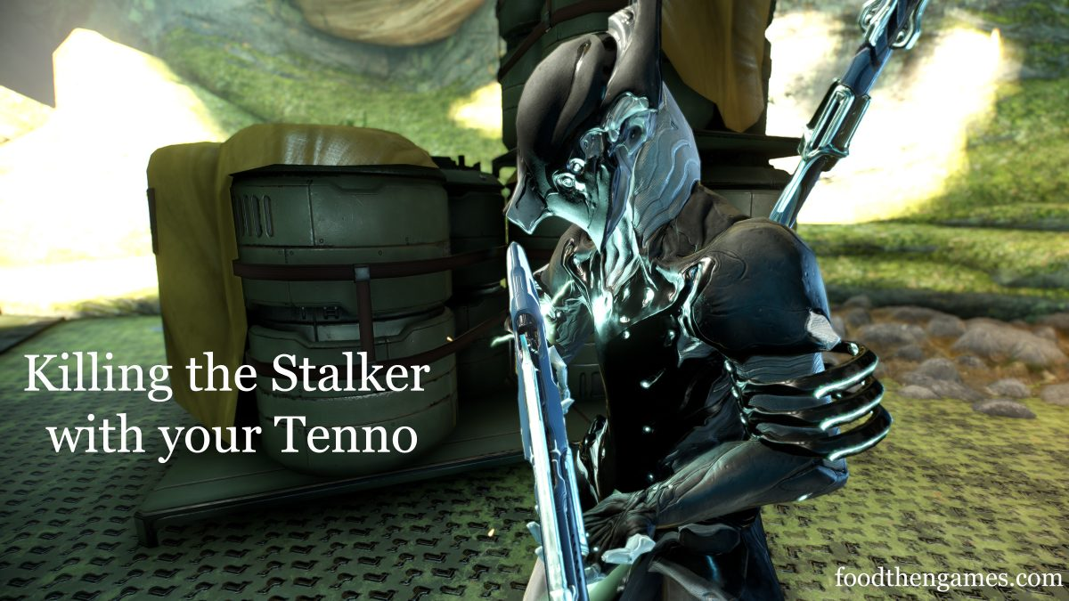 Killing the Stalker with your Tenno | Solo Warframe 101 | Foodthengames.com