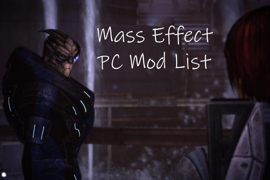 Mass Effect PC Mod List   Foodthengames.com
