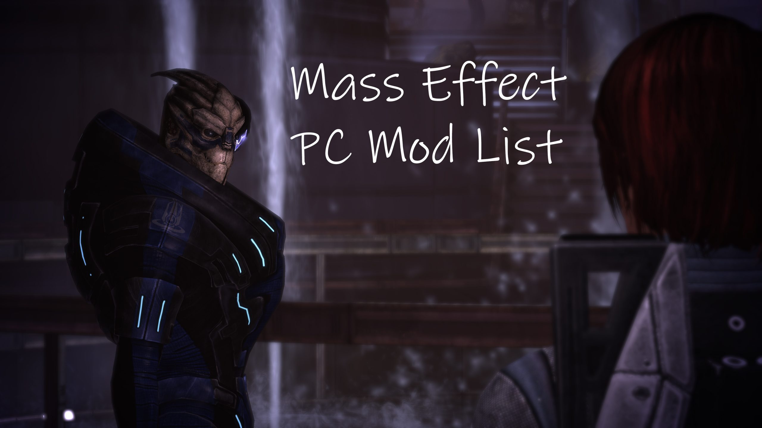 Mass Effect PC Mod List | Foodthengames.com
